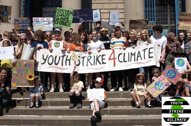 Sheffield Youth Strike 4 Climate